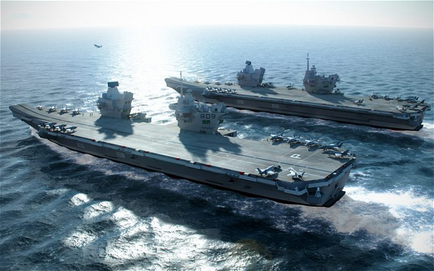 2 future carriers