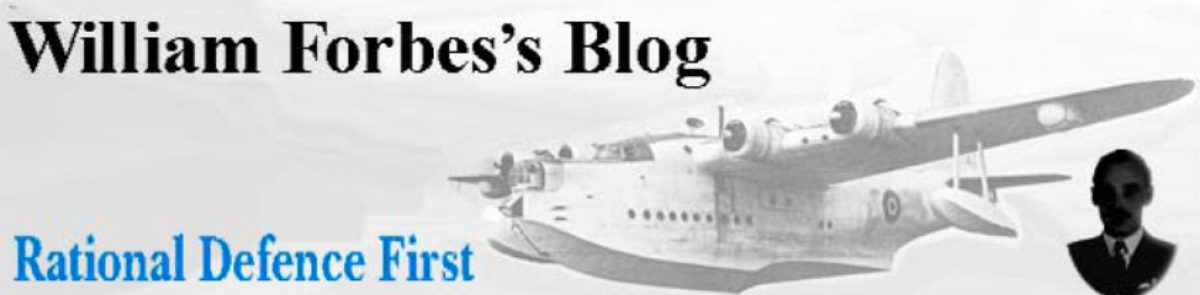 William Forbes's Blog
