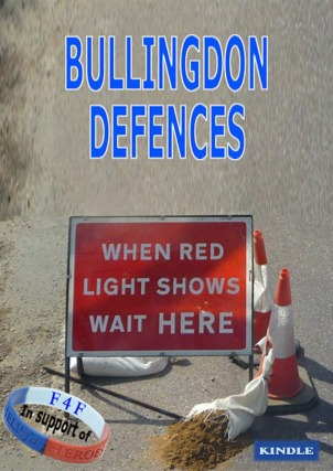 Bullingdon Defences - cover KINDLE