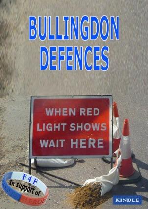 Bullingdon Defences - cover KINDLE