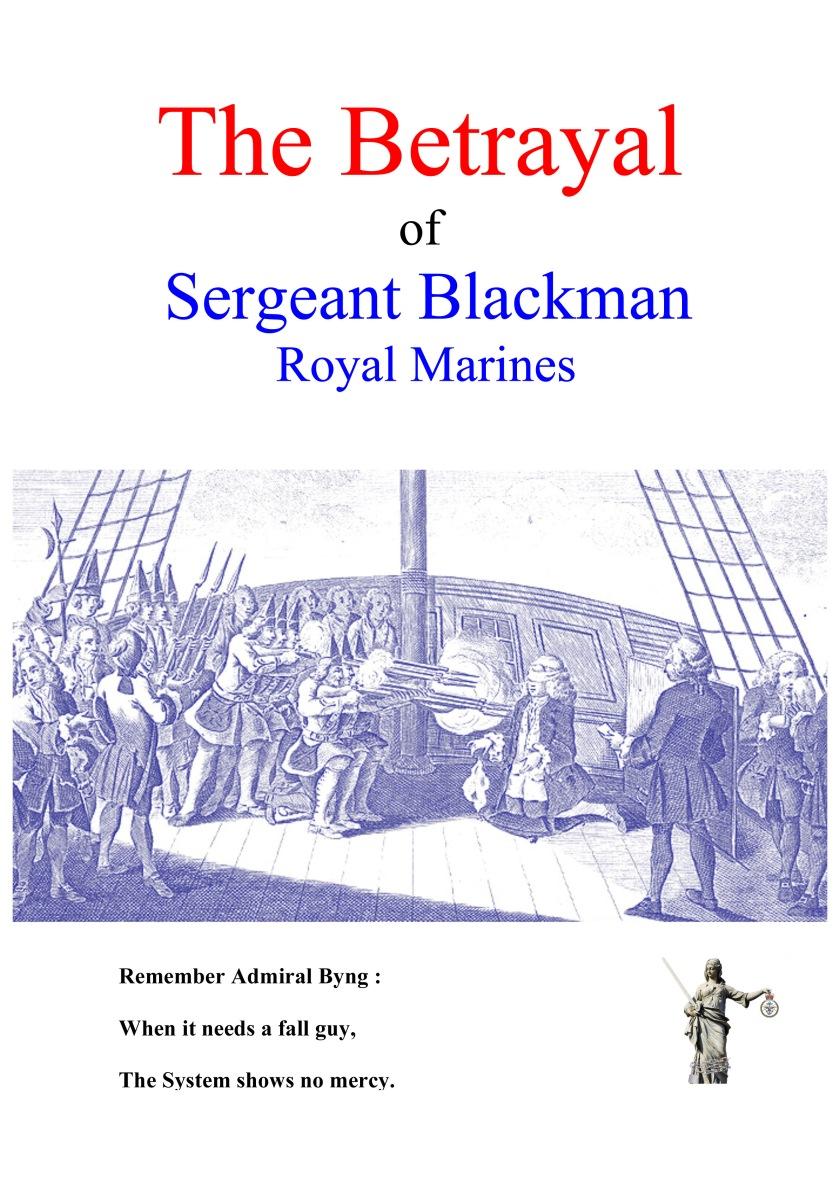 The Blackman Betrayal